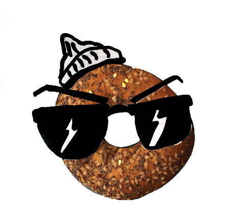 Really Cool bagels available online and instore at The Bagel Co Rose Bay