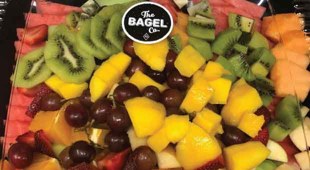 Fruit Platters from The Bagel co, Rose Bay Sydney